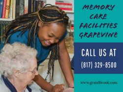 Memory Care Facilities Grapevine