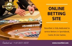Online Betting Site | Call – 65 8651 6850 | resortbet.com