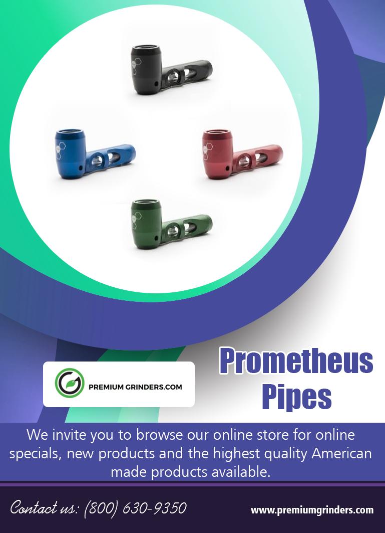 Prometheus Pipes