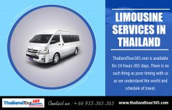 Renting Limousine in Thailand