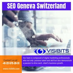 SEO Geneva Switzerland