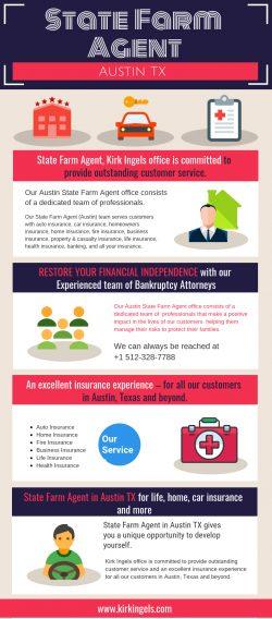 State Farm Agent Austin | Call – 1-512-328-7788 | KirkIngels.com