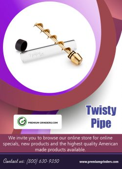 Twisty Pipe