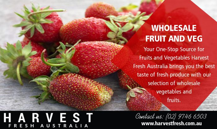 Wholesale Fruit and Veg