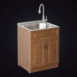 Where Is The Humanization Of Stainless Steel Laundry Cabinet?