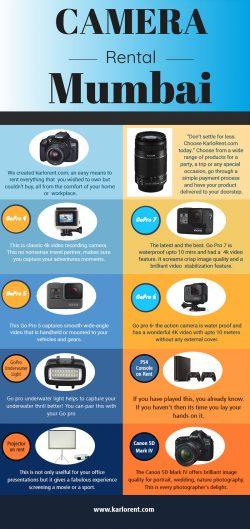 Camera Rental Mumbai