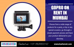 Gopro on Rent in Mumbai