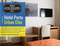 Hotel Porto Urban Chic | 222 004 079 | portocoliseumhotel.com