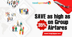 Group Flight Booking Discount