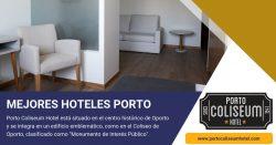 Mejores Hoteles Porto | 222 004 079 | portocoliseumhotel.com
