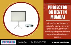 Projector on Rent in Mumbai
