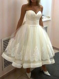 Robes de mariée pas cher chic – DreamyDress