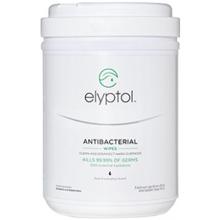 Elyptol Antibacterial Wipes Pk 75