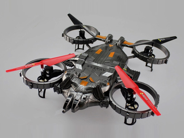 RC Drone/Quadcopter with Cemera – 712C