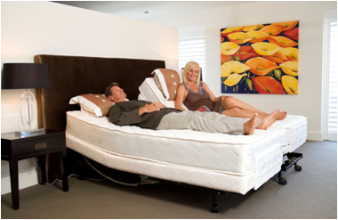 Homecare Deluxe Adjustable Bed