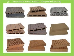 Huasu WPC Water Park Decking,