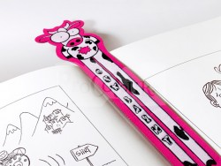 Textile Bookmarks