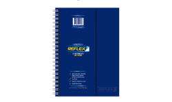 HARD COVER NOTEBOOK A4