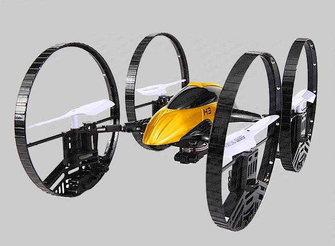 JJRC H3-Drone H3 Air-ground Dual Mode