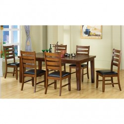 Wooden dining set Model 4266 4265