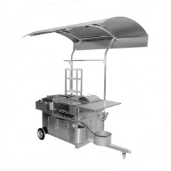 Hot Dog Cart