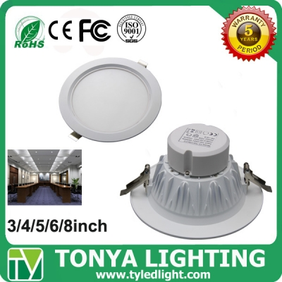 8 Inch led downlight