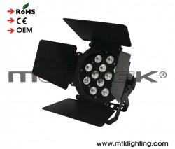 LED Pin Spot 12*1W_Stage lighting
