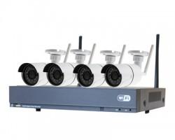 1080P wireless Network Video Recorders Kits