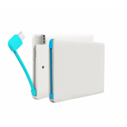 Slim Card shape mobile power bank for gifts and advertising