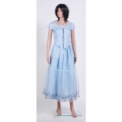 alicestyless.com Alice In Wonderland Alice Blue Dress Alice Cosplay Costume