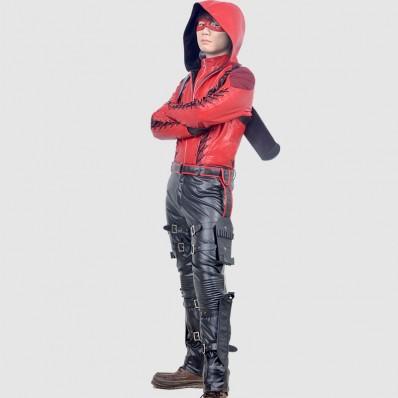 alicestyless.com Arrow Season 3 Roy Harper Arsenal Cosplay Costumes