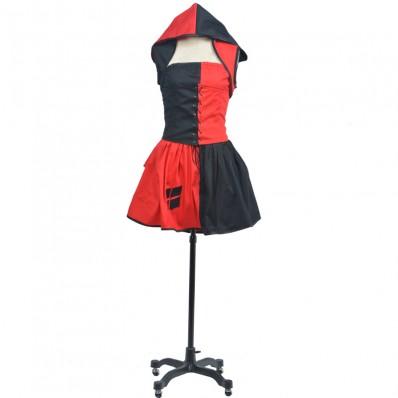 alicestyless.com is selling Batman Arkham Asylum City Harley Quinn Cosplay Costumes