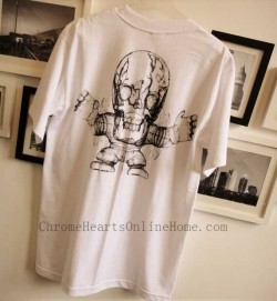 Best Seller Chrome Hearts T Shirt Skull Demon Loose Unisex Factory Store Online Shop – $13 ...