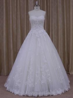 LandyBridal's Ball Gown Wedding Dresses UK, Dress like a Princess