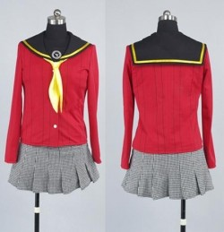 alicestyless.com Persona 4 Yukiko Amagi Adult Cosplay Costume