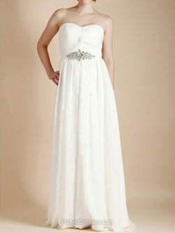 Simple Wedding Dresses | Simple Bridal Gowns | Pickeddresses