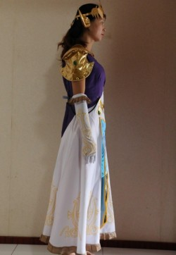 alicestyless.com The Legend of Zelda Princess Zelda Cosplay Costume