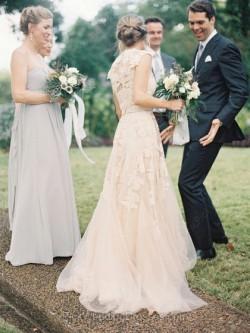 2015 Wedding Dress Trends | Beautiful Wedding Dresses, PWD