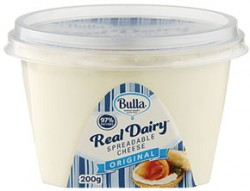 Bulla Spreadable Cheese