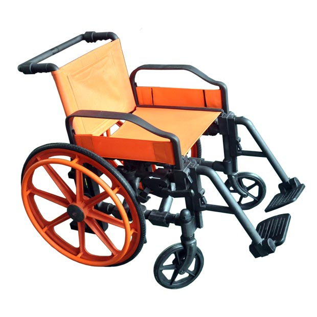 JD-0405 non-magnetic wheelchair|Non magnetic Devices|Jinde