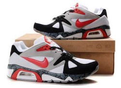 Men's Nike Air Max 91 Shoes White/Black/Grey/Red OX0V0T,Air Max,Jordans For Sale,Jordans F ...
