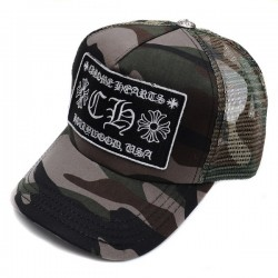 Chrome Hearts Patch Camo Trucker Cap [CH #ch2099] – $138.00 : Cheap Chrome Hearts | Chrome ...