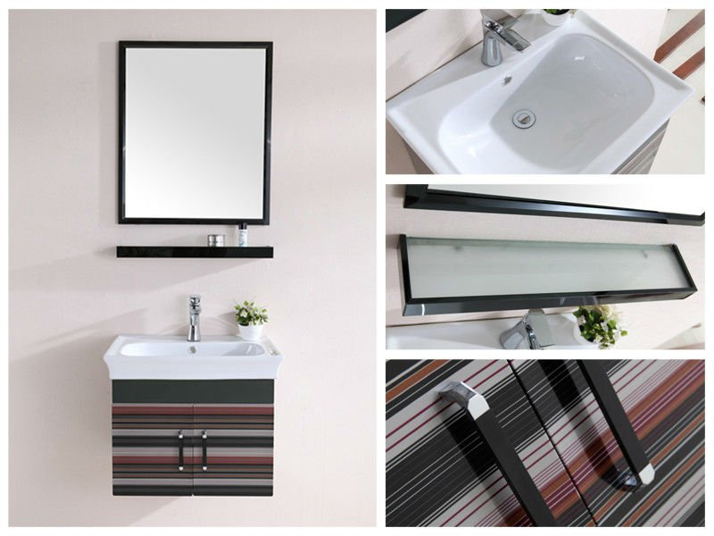 Stainless Steel Bathroom Cabinet JS-SS807-JS-SS807