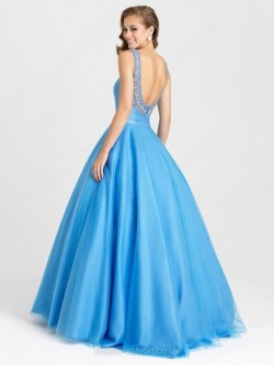 Blue Prom Dresses, Party Dresses in Blue – dressfashion.co.uk