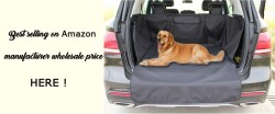 factory waterproof quilted dog cargo liner | Lepetco.com