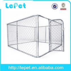 High quality large metal dog kennel manufacturer(China)