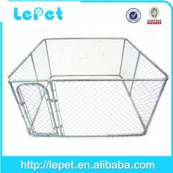 High quality large metal dog kennel manufacturer(China)