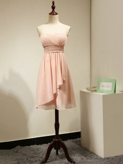 Long or Short A-line Bridesmaid Dresses UK from Dressfashion
