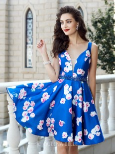 Homecoming Dresses Cheap, Short Homecoming Dresses Sale – QueenaBelle 2017