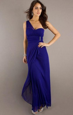 Beautiful Long Royal Blue Tailor Made Evening Prom Dress (LFNAE0035) cheap online-MarieProm UK
